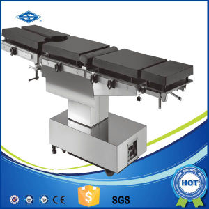 Ultra-Low Position Electrical Operating Bed (HFEOT2000) pictures & photos