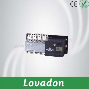 4p 250A Generator Auto Changeover Switch pictures & photos
