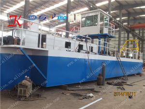 Hydraulic Sand Mining Cutter Suction Dredger pictures & photos