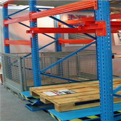 China World Wide Popular Multi-Level EU Pallet Racking for Warehouse pictures & photos