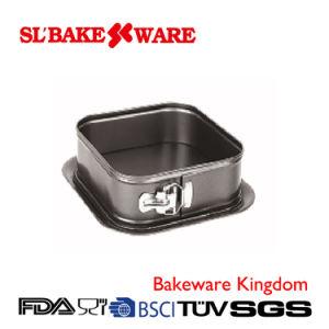 Square Springform Carbon Steel Nonstick Bakeware (SL-Bakeware)