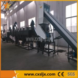 Plastic PP/PE Film Recycling Machinery pictures & photos