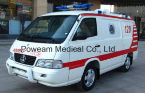 Low Price Istana Medical Ambulance (4Ghjx2305hs) pictures & photos