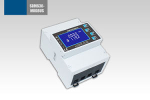 Single and Three Phase RS485 Modbus Solar Kwh Electricity Meter Sdm630-Modbus pictures & photos