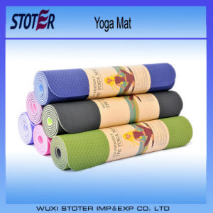 Hot Sale Customtpe Yoga Mat Manufacturer for Yoga
