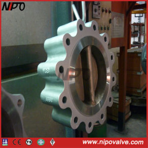 Stainless Steel Lug Type Dual Plate Check Valve pictures & photos