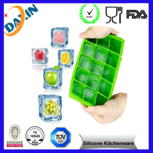2016 Bar Accessory 15cells Square Ice Cube Maker pictures & photos