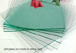 3mm 4mm Clear Float Glass for Refrigerator Shelf, Oven Door, Meter Cover pictures & photos
