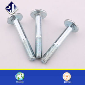 Customized Carriage Bolt (ISO Ts16949) pictures & photos
