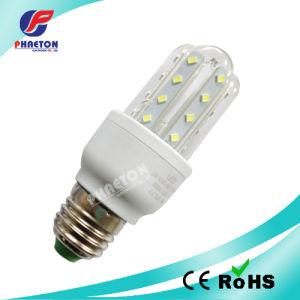 LED Energy Saving Bulb 3u E27 5W White Light (pH6-3009) pictures & photos