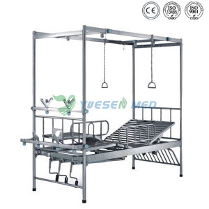 Ys-523 Orthopaedics Stainless Steel Hospital Bed pictures & photos