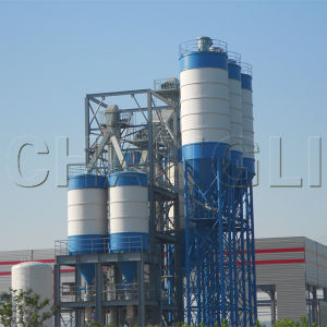 Engineer Overall Install Semi-Automatic 15tons/H Dry Mortar Machine Mixer pictures & photos