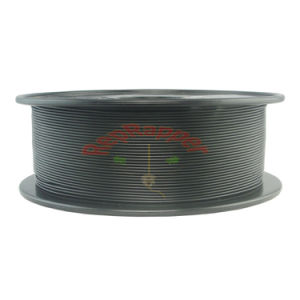 Well Coiling Nylon 1.75mm Black 3D Printing Filament pictures & photos