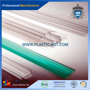 High Quality Polycarbonate Sheet Jointer Profile pictures & photos