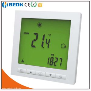 16A LCD Digital Display Room Control Thermostat (TOL63-EP) pictures & photos