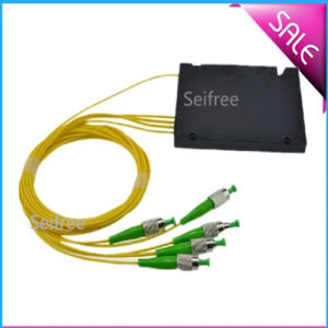 1*4 ABS Box CATV/FTTH Optic Splitter (CATV Splitter) pictures & photos
