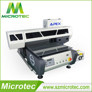 Desktop UV Flatbed Printer, High Quality of UV Flatbed Printer pictures & photos