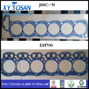 Spot Stock for Gaskets (EH700, J08C-N, EF750, EL100, F20C. F21C, 4D31, 4JB1, 6BD1) pictures & photos