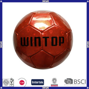 High Quality Machine Stitched Soccer Ball pictures & photos
