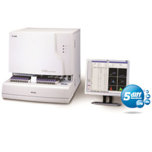 5-Part-Diff Auto Hematology Analyzer, 5-Part Hematology Analyzer pictures & photos