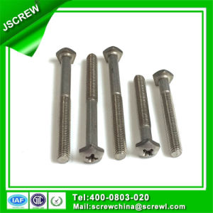 Non-Standard Head Cross Bolt pictures & photos