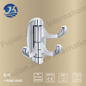 304 Stainless Steel Clothes Robe Hook (E27) pictures & photos