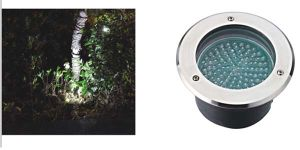 1W Mini Warmwhite LED Inground Light of Underground Lighting pictures & photos