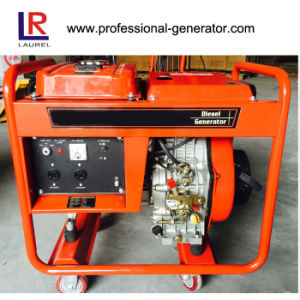 5.5kw Portable Diesel Generator, Home Electric Power Generator pictures & photos