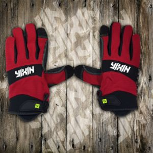 Mechanic Glove-Silicon Gel PAM Glove-Working Glove-Hand Protected-Safety Glove pictures & photos