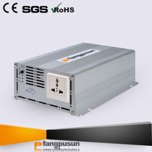 600W 12V/24V DC to 110V/230V AC Solar System True Sine Wave Inverter / Power Converter with Ce RoHS pictures & photos