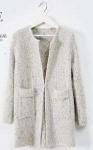 Long Sweater Female Long-Sleeved Cardigan Jacket (BTQ115) pictures & photos