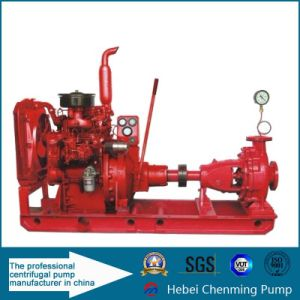 End Suction Diesel Engine Fire Fighting Pump pictures & photos