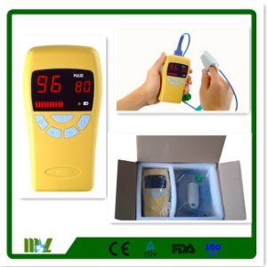 Multi-Used Non-Invasive Portable Handheld Patient Pulse Oximeter (MSLPO-AV)