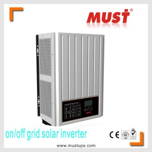 Grid Tie Hybird Solar Power System with MPPT Charger pictures & photos
