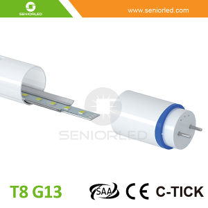 T8 LED Replacement Tube Lamps with Aluminum Housing pictures & photos