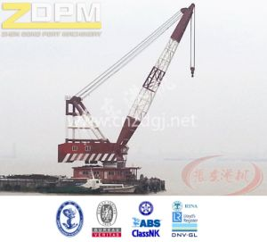 30 Ton Durable Floating Crane for Sale pictures & photos