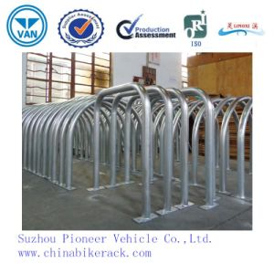 Bicycle Parking Rack/Shaped Bicycle Stand/Bike Rack pictures & photos