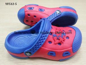 New Style Children EVA Garden Shoes Beach Shoes Comfort Slipper Shoes (YF512-4) pictures & photos