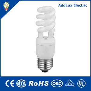 Slim Ce UL 7W 9W 11W Spiral Compact Fluorescent Lights pictures & photos