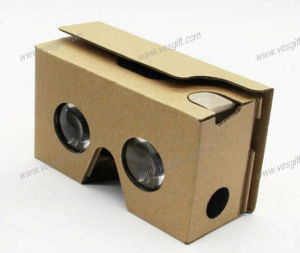 Vr Box Google Cardboard Virtual Reality Case 3D Vr Headset pictures & photos