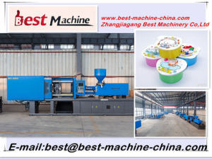 Best Quality Low Price Child Plastic Bowl Injection Molding Making Machine pictures & photos