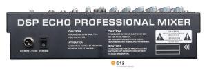 Mixer/Soud Mixer/Professional Mixer /Console/Sound Console/Brand Mixer /Mixing Console/E12 pictures & photos