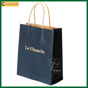 Promotional Packaging Handbags Paper Gift Bag (TP-PRB002) pictures & photos