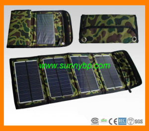Portable Solar Panel Charging for Mobile Phone or Laptop pictures & photos