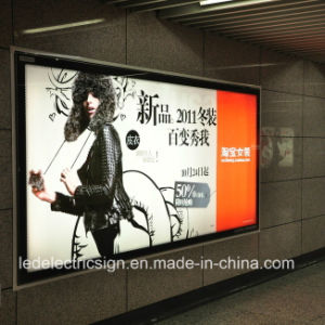 Aluminum Snap Frame for LED Advertising Light Boxes with Sign Board pictures & photos