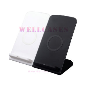 3-Coils Charging Pad Transmitter Holder Wireless Charger for Smart Phone