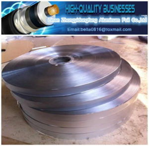 Aluminum Foil Mylar Tape Used in Optical Fiber Cable Insulation Material pictures & photos