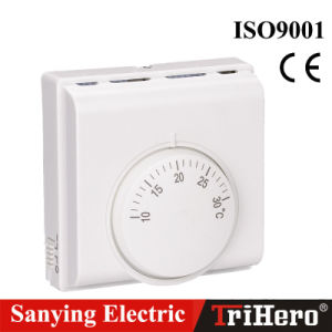 Hot Sale Electronic Room Thermostat for Central Air Conditioner Sy-2000 pictures & photos