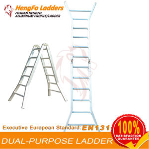 2*6 Functional Aluminium Ladder pictures & photos