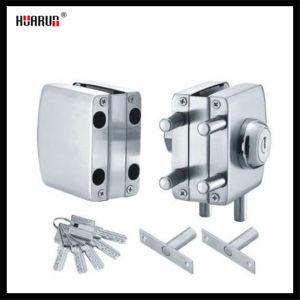 New Type of Glass Door Double Lock HR-1146/HR-1147: pictures & photos